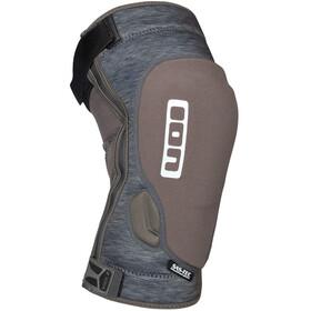 ION K-Lite Zip Knee Protectors grey melange